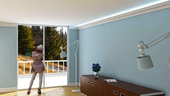 Modish Listwy Oświetleniowe LED AJ55